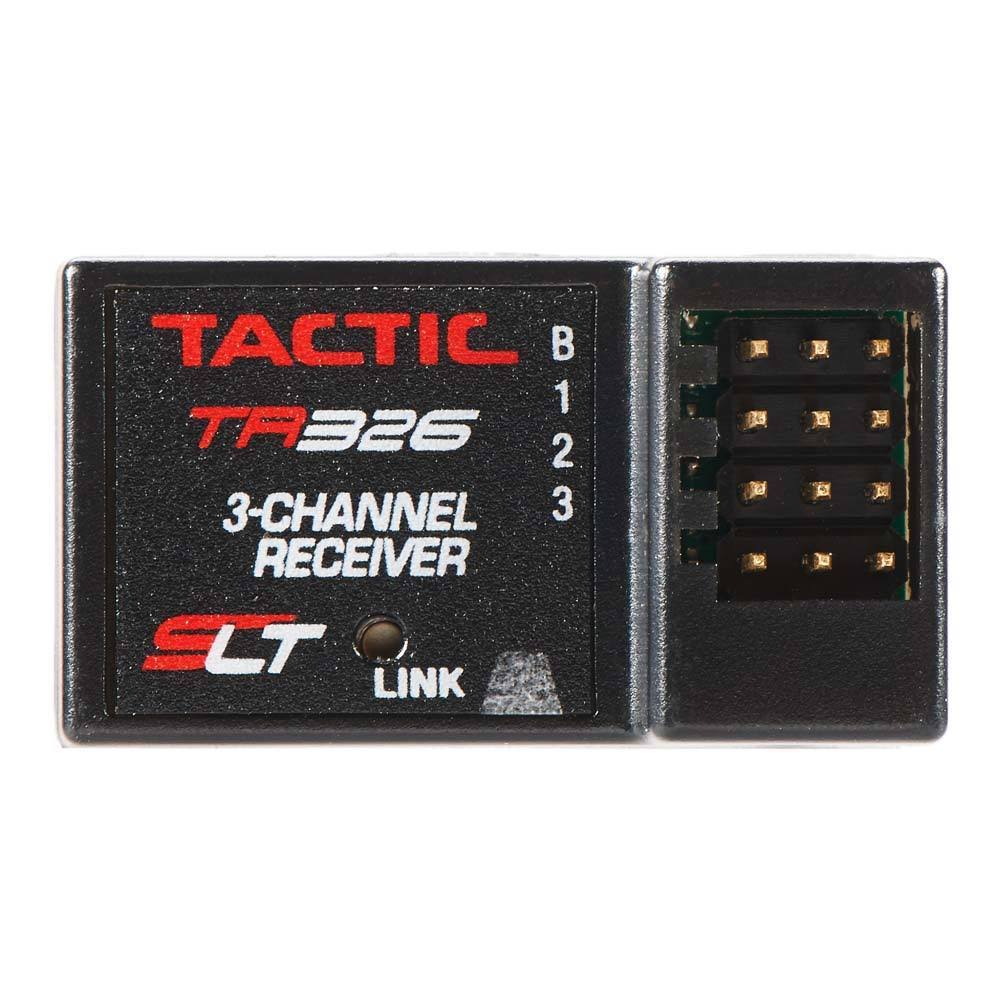 Tactic SLT HV Receiver - 3 Channel, 2.4ghz