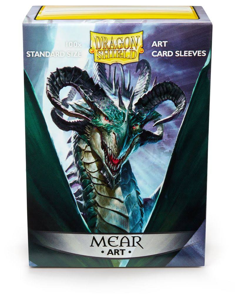 Dragon Shield Art Sleeves - Classic Mear, 100ct