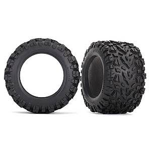 Traxxas 8670 - Tires, Talon EXT 3.8' (2)/ Foam Inserts (2)