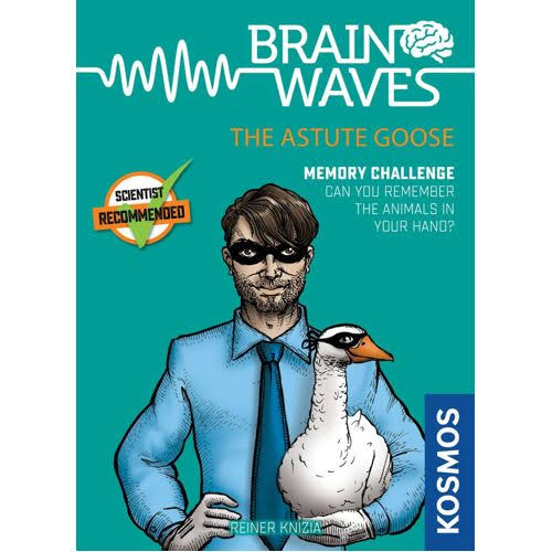 Brainwaves: The Astute Goose - Thames, Kosmos