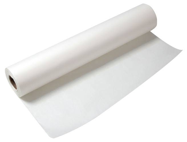 "Alvin Lightweight White Tracing Paper Roll 18"" x 50yd"