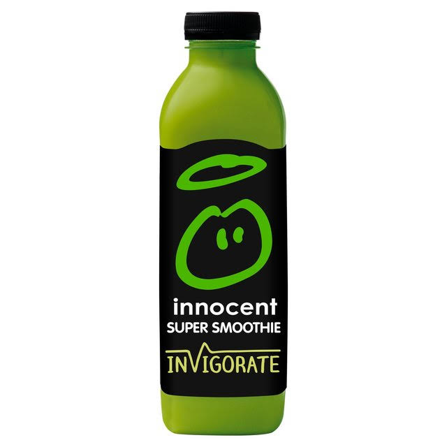 Innocent Invigorate Super Smoothie - 750ml