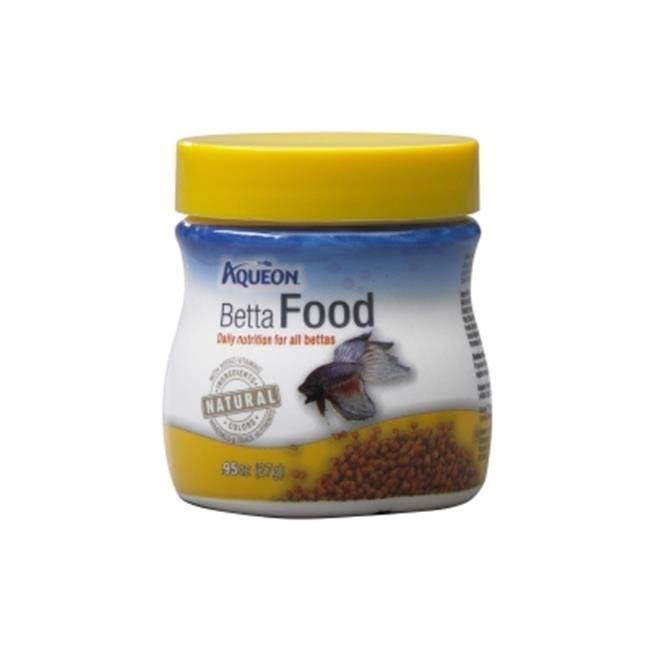 Aqueon Natural Betta Fish Food - 0.95oz