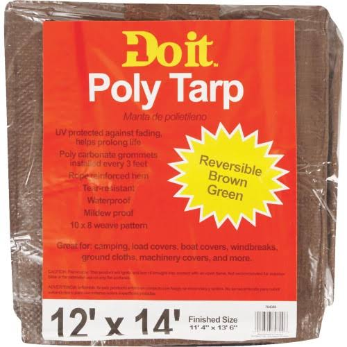 Dynatech International Inc. 764388 Do It Medium Duty Poly Tarp