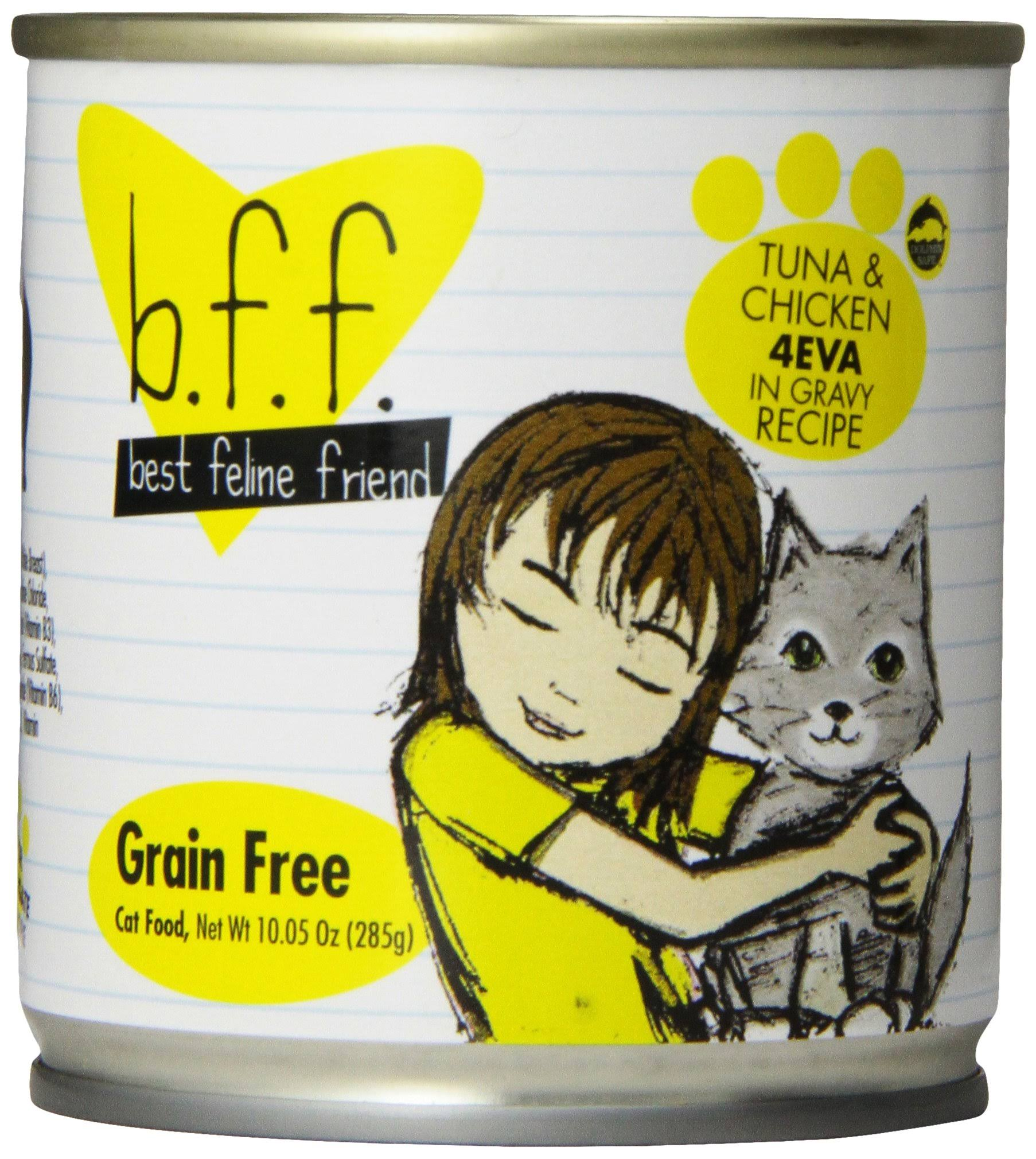 Weruva Best Feline Friend Cat Food - Tuna & Chicken