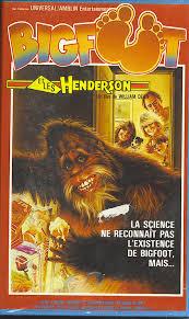 Bigfoot et les Henderson affiche