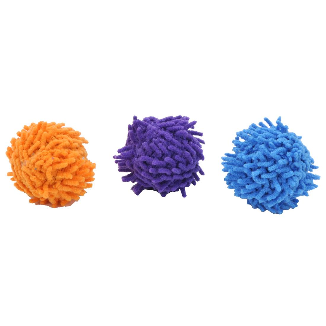Coastal Pet Turbo Mop Ball Cat Toy, Assorted