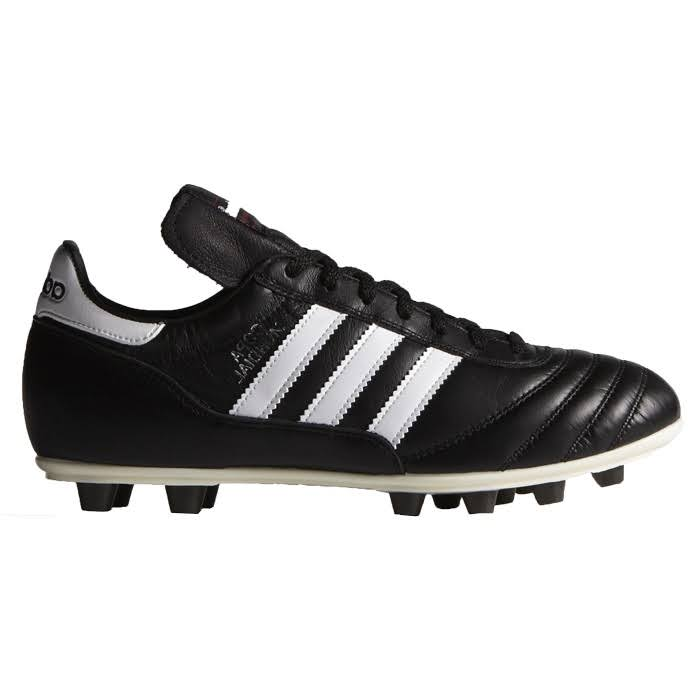 Adidas Copa Mundial Leather Soccer Cleats - Black, Size 9