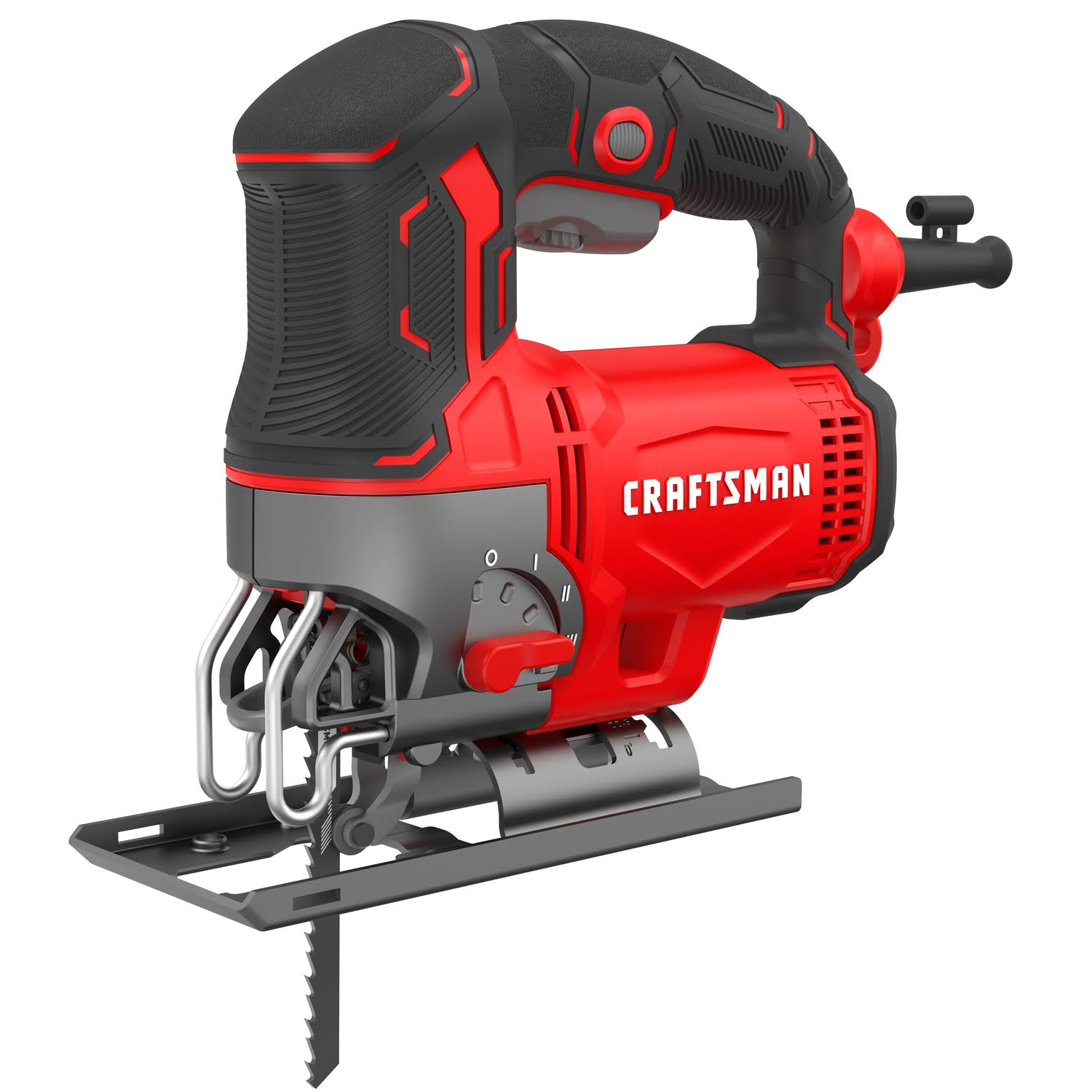 Craftsman Keyless U Shank Variable Speed Corded Jigsaw - 6amp