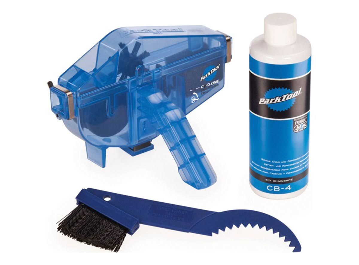 Park Tool Chain Gang Cleaning Kit - Blue