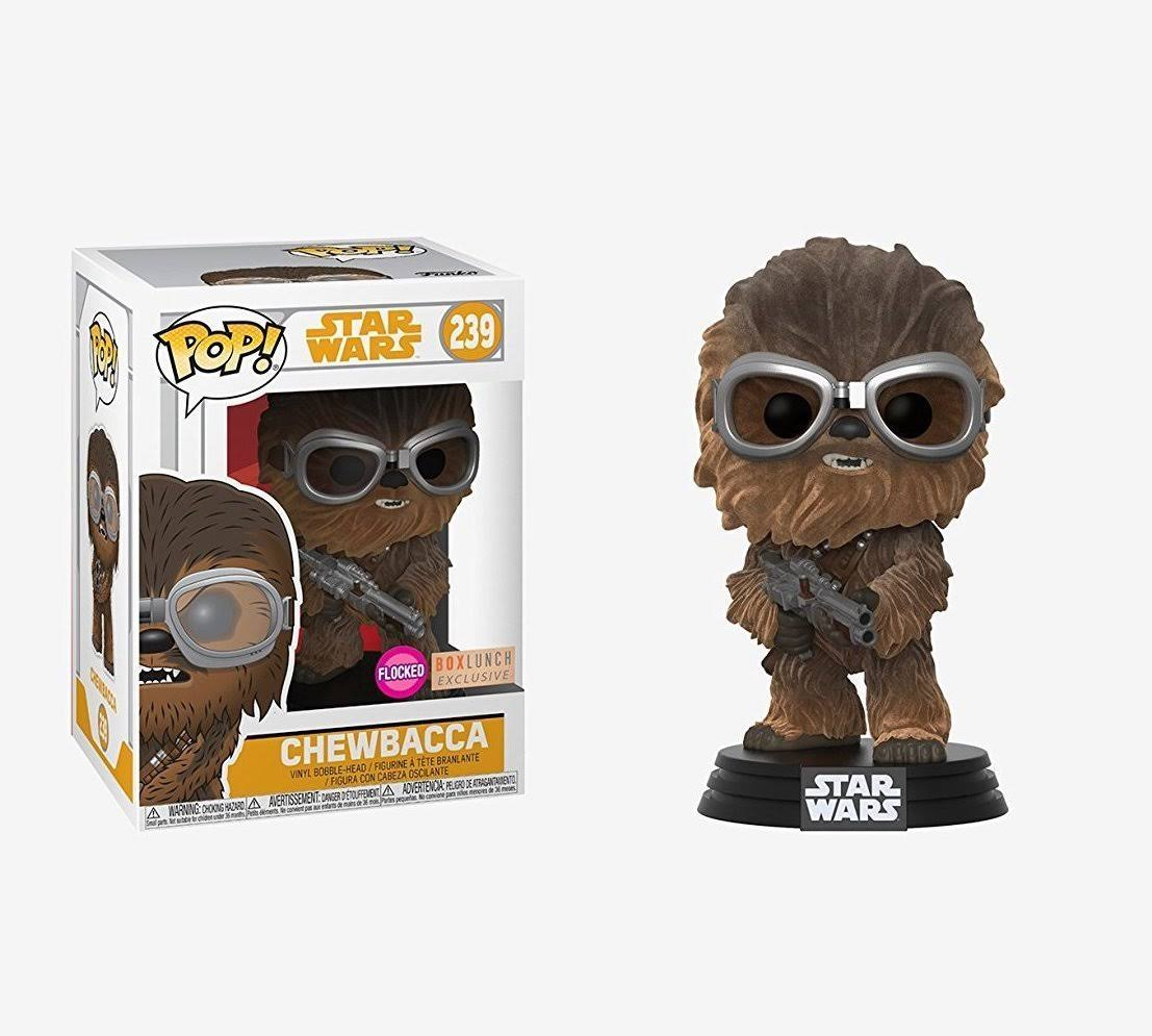 Funko Star Wars Solo Chewbacca Pop Action Figure - 10cm