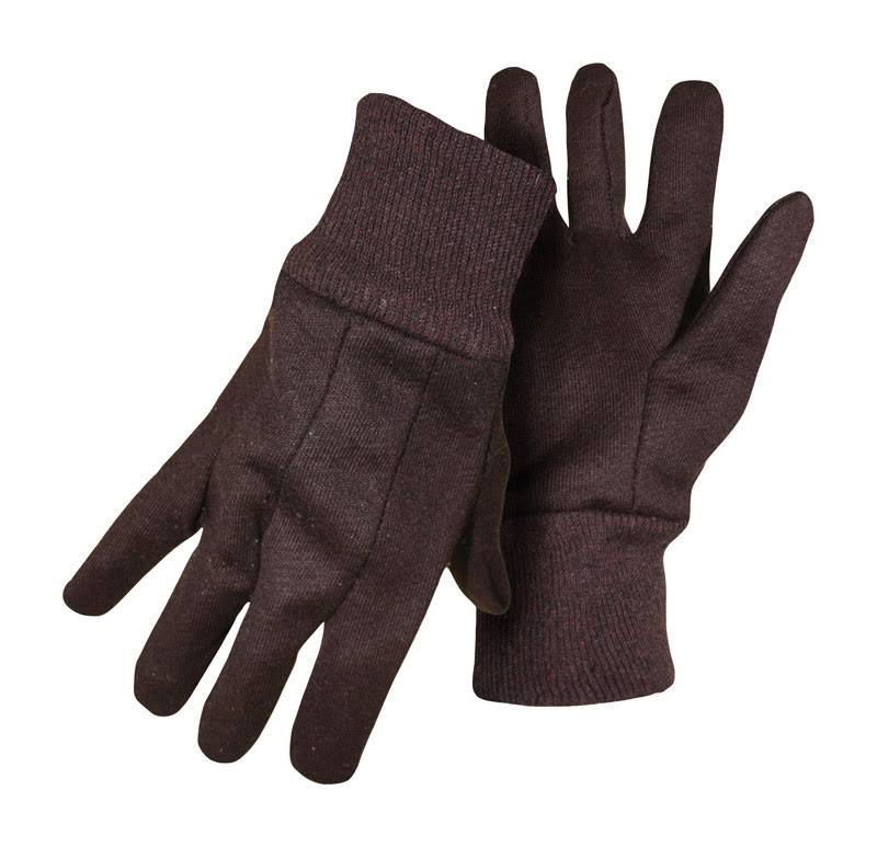 Boss 4024X Men's Dotted Palm Work Gloves, XL, Brown