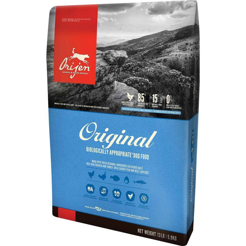 ORIJEN Original Dry Dog Food 13-lbs