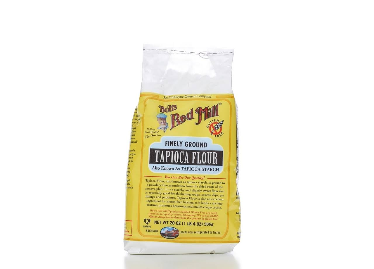 Bobs Red Mill Tapioca Flour - 567g