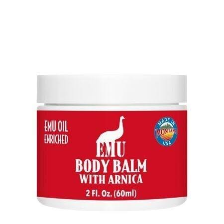 Laid In Montana Deep Muscle Rub Herbal Body Balm - 60ml