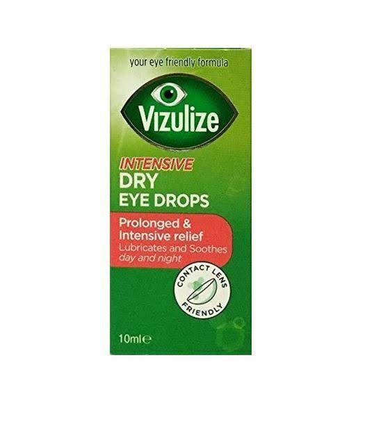 Vizulize Intensive Dry Eye Drops - 10ml