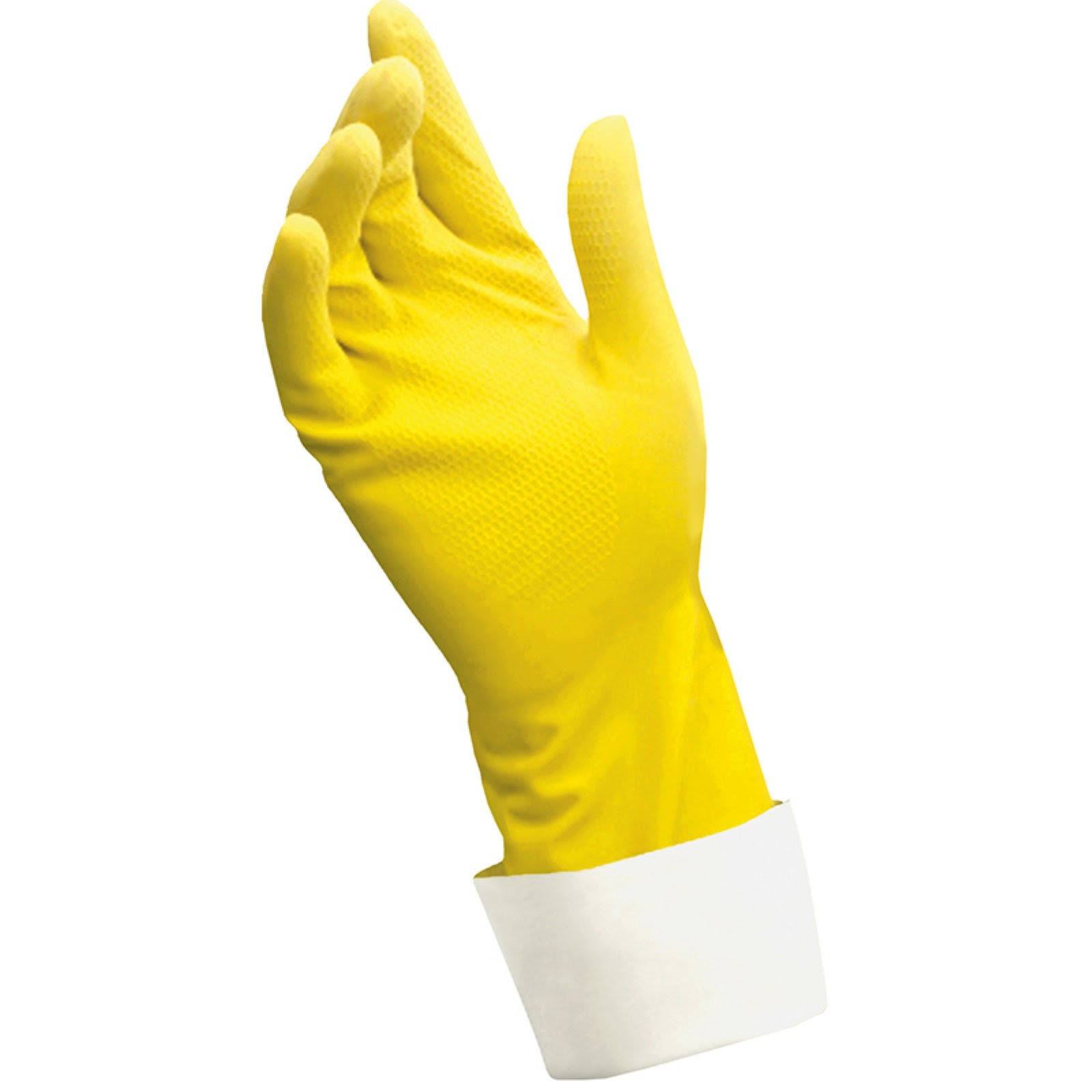 Soft Scrub Premium Latex Gloves - Medium, 2 Pair