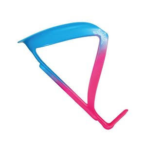 Supacaz Fly Cage Limited Edition - Neon Pink/Neon Blue