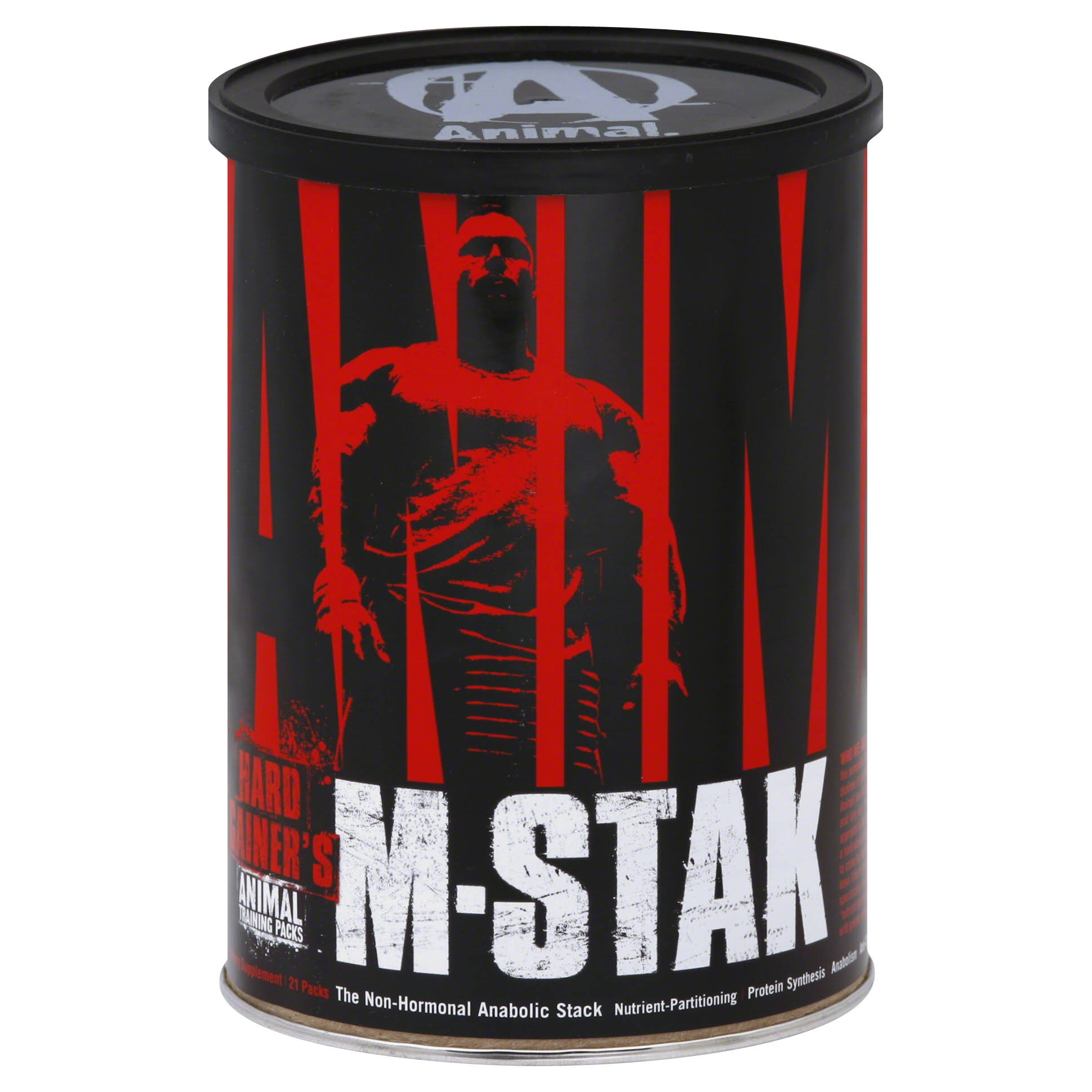 Universal Nutrition Animal M-Stak Supplement - 21 Count