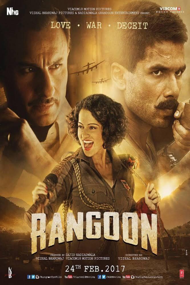 Rangoon 2017 PreDvdRip Full Movie Download