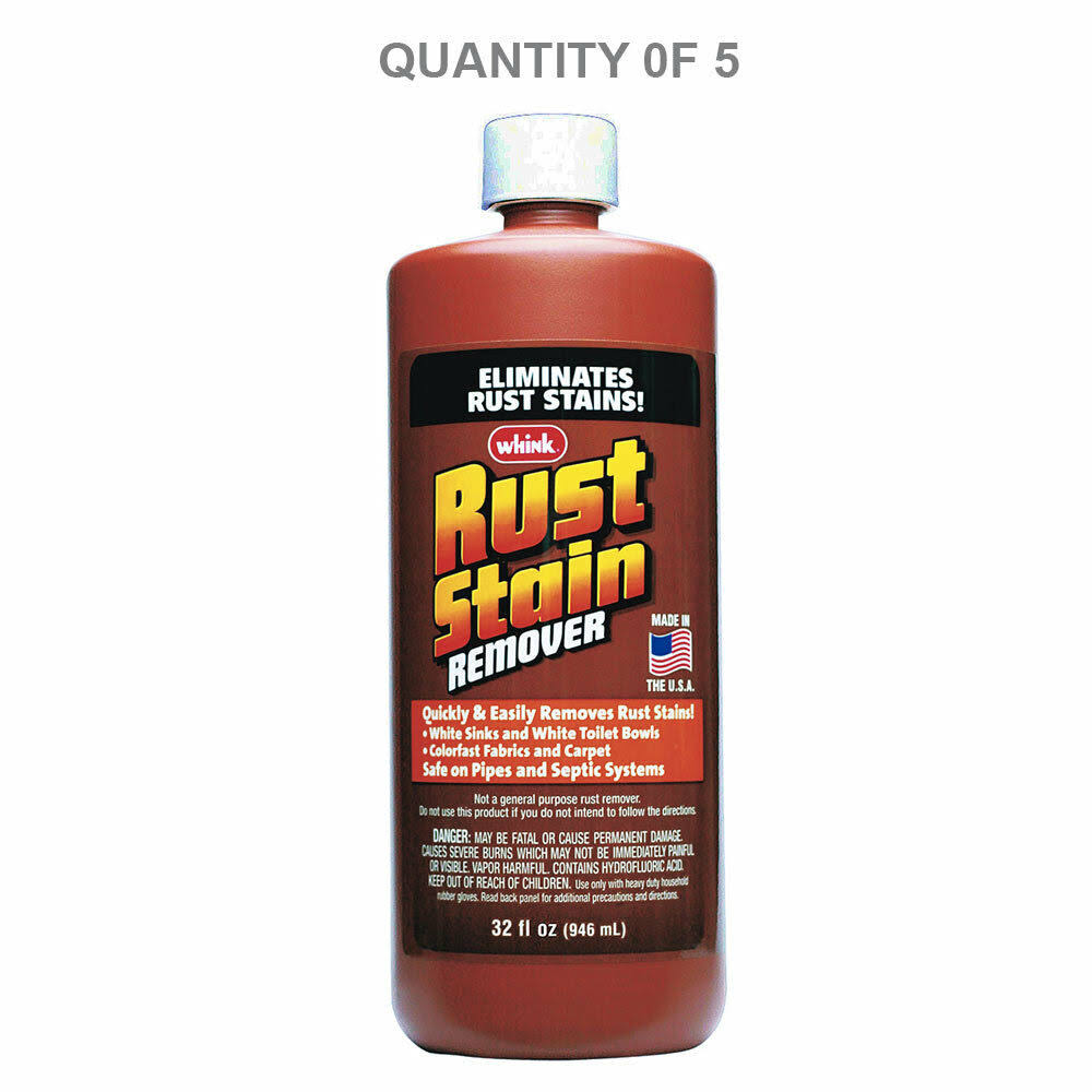 Whink Rust Stain Remover - 32oz