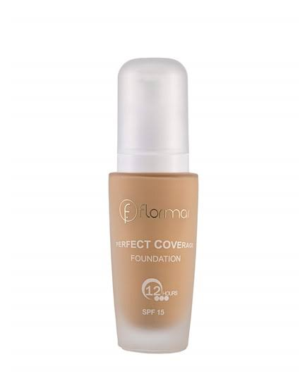 Flormar Perfect Coverage Foundation - 102