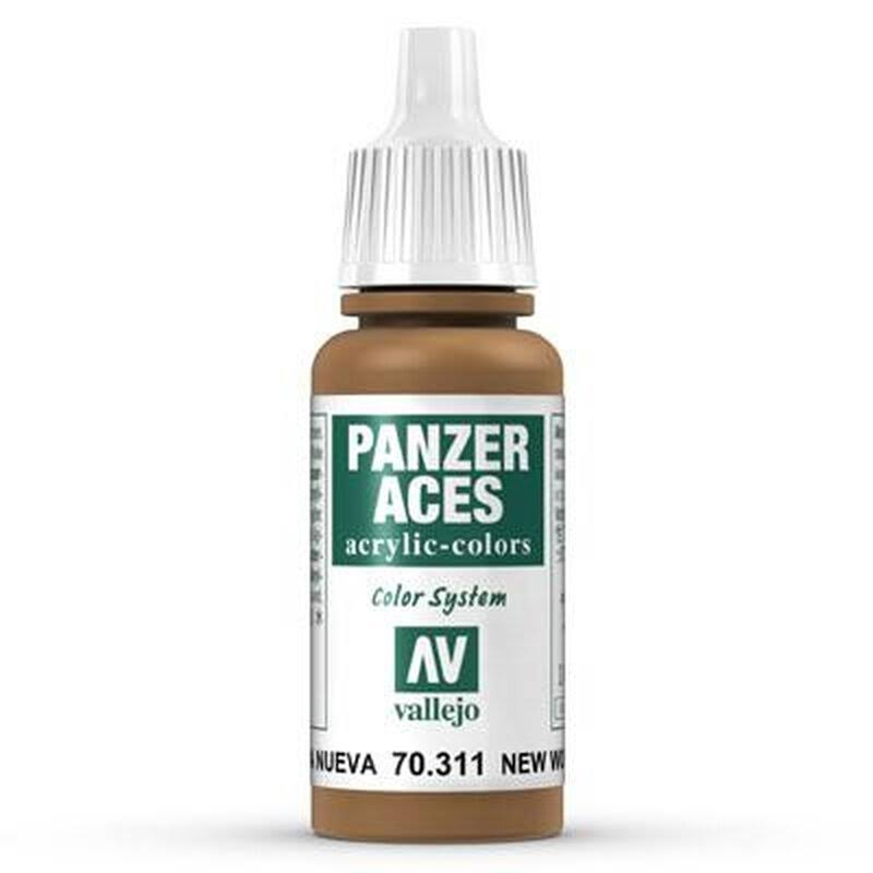 Vallejo Panzer Aces - New Wood, 17ml