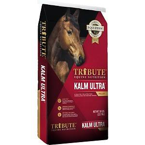 Kalmbach Feeds Tribute Kalm Ultra for Horse - 50lb