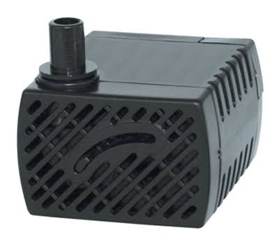 Danner The Fountain Pump Magnetic Drive Submersible Pump - 70 GPH