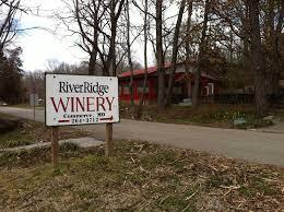 Pea Ridge Christmas Tree Farm by River Ridge Winery Mo Wine