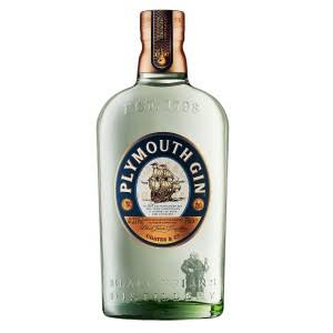 Plymouth Original Dry Gin - 70cl
