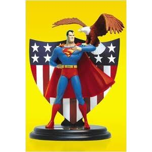 DC Comics Superman #14 Statue