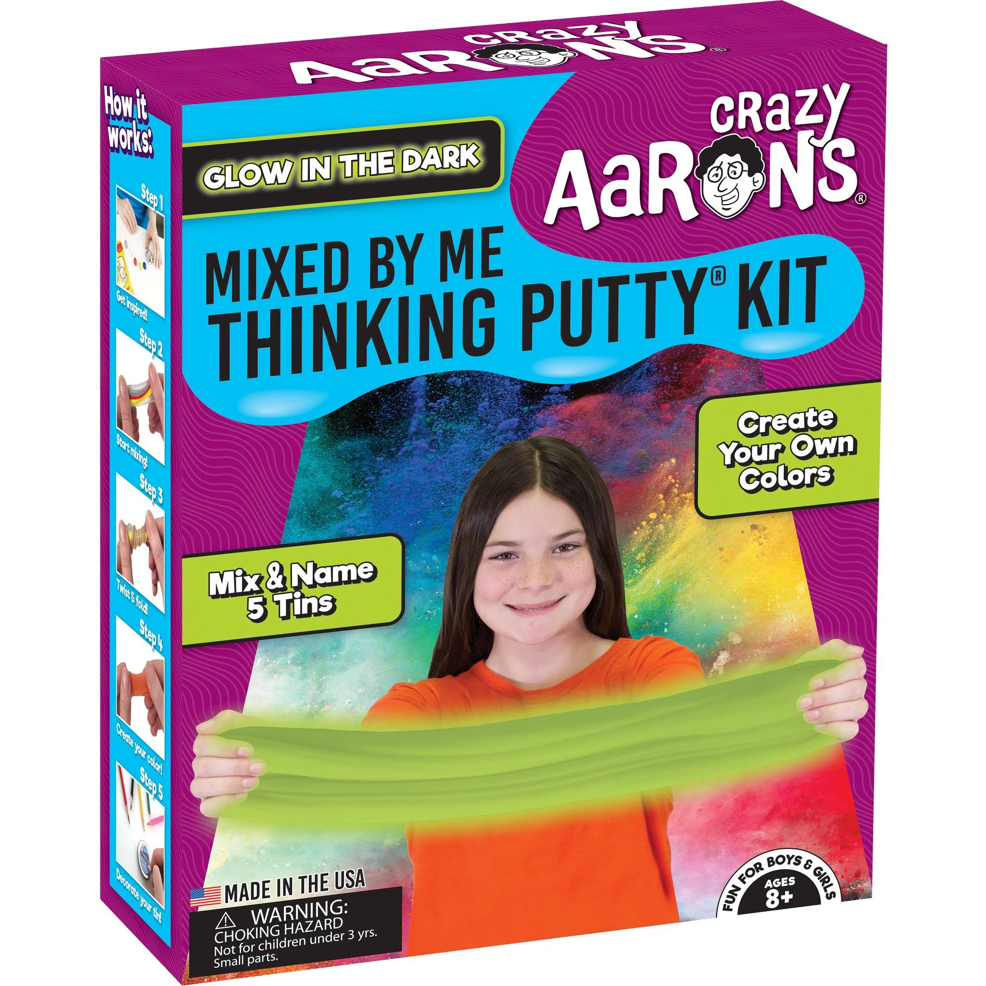 Crazy Aarons Putty World Thinking Putty Kit