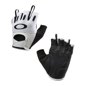 Oakley Factory Road Gloves 2.0 MD White