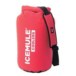 IceMule Coolers Classic Cooler - Red, Medium, 15l