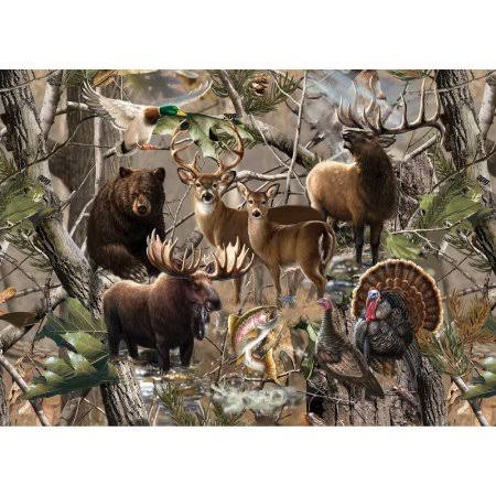 Masterpieces Realtree Open Season Jigsaw Puzzle - 1000pcs
