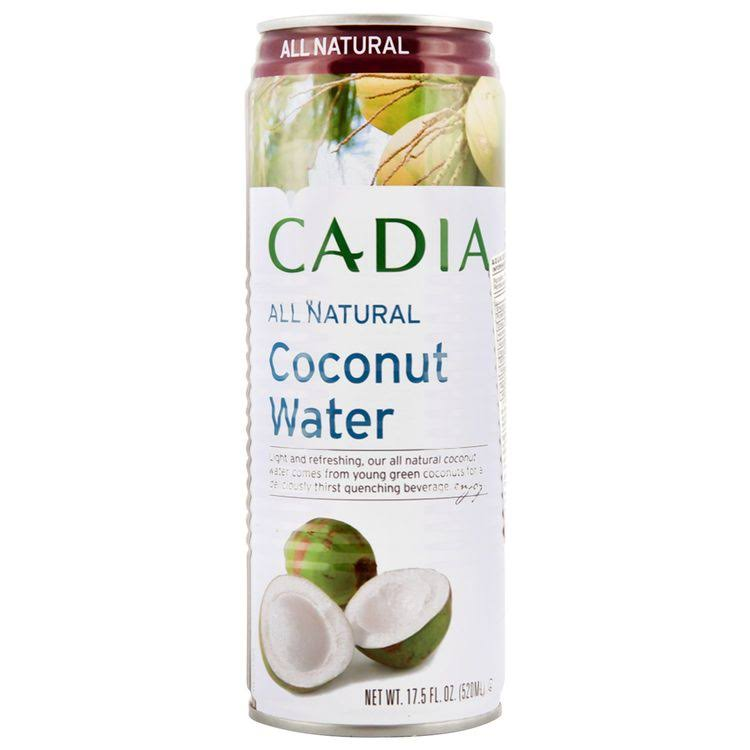 Cadia All Natural Coconut Water