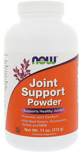 Now Foods Joint Support Powder Daily Dietary Supplement - 11oz