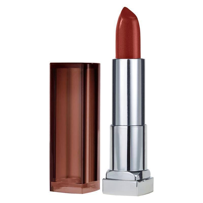 Color Sensational Lipstick - 275 Crazy for Coffee, 0.15oz