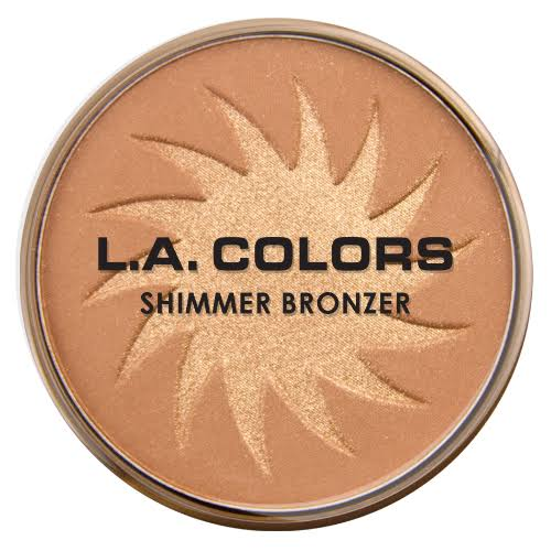 L.A. Colours Shimmer Bronzer, 30ml