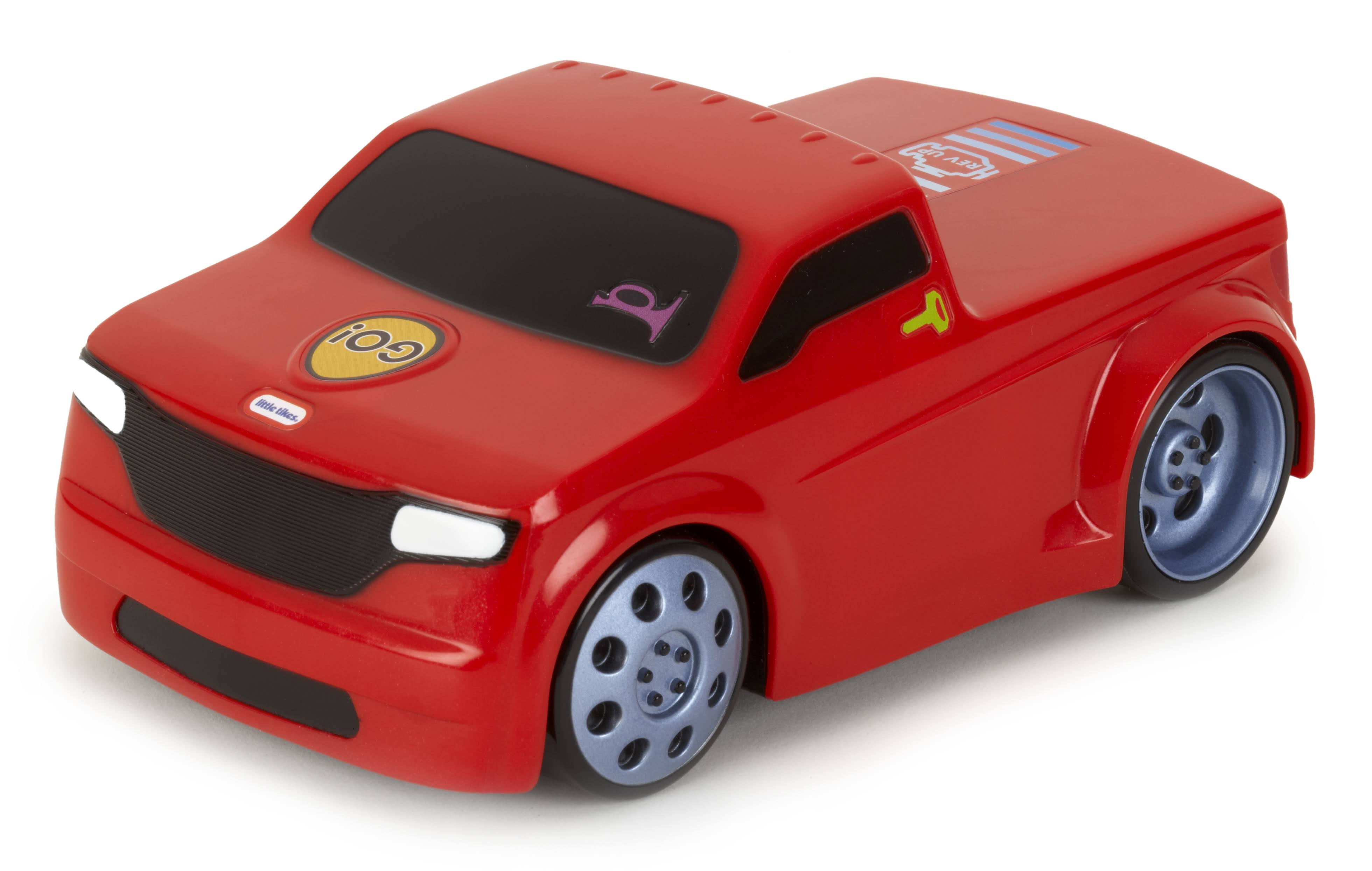 Little Tikes Touch 'n Go Racer Truck Toy - Red