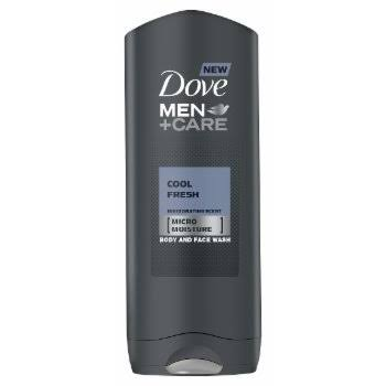 Dove Men+Care Cool Fresh Body Wash - 400ml
