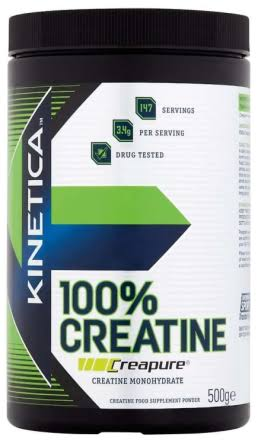 Kinetica 100 Creatine Powder - 500g
