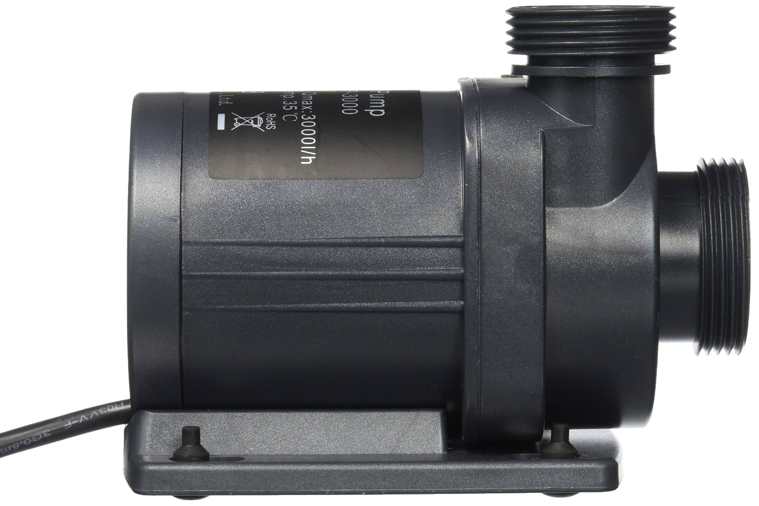 Jebao DCP-3000 25W Submersible Pump with Controller, 845 GPH