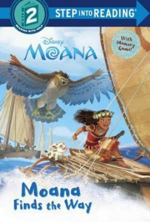 Moana Finds the Way - Random House Disney