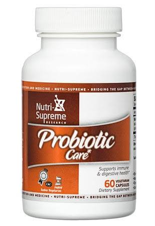 Nutri Supreme Research Probiotic Care 60