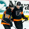 Konecny has hat trick, Flyers beat Penguins for 2-game sweep