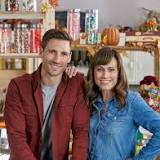 Hallmark Stars Nikki DeLoach and Andrew Walker Talk Instant Friendship and New Movie Sweet Autumn