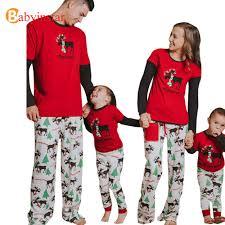 online get cheap family pajamas sets matching aliexpress com