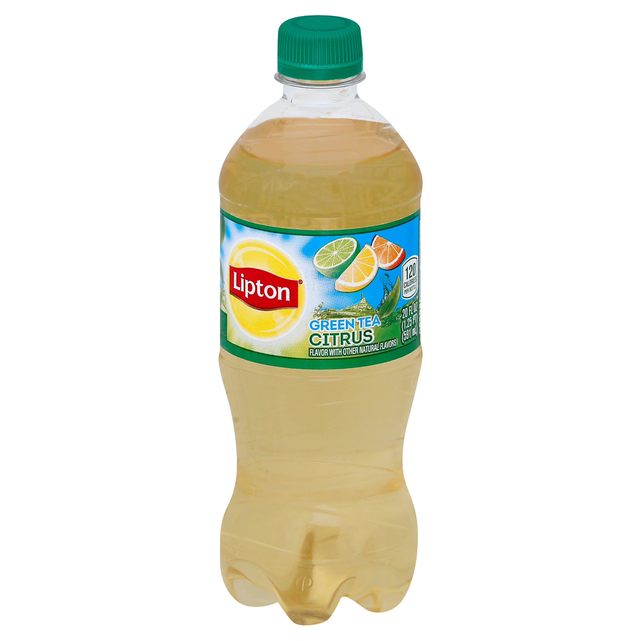 Pepsi Lipton Tea - Green Citrus